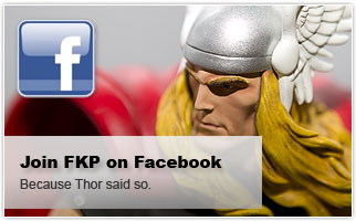 Join FKP on Facebook