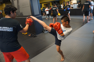 FKP MMA Children Martial Arts